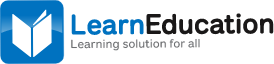 Learn education logo