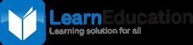 Learn education logo